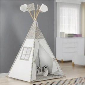 Cabana Infantil Mundo Mágico - Off White