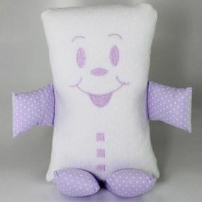 Naninha (Travesseiro) Pequeno Cuca Criativa Lilás