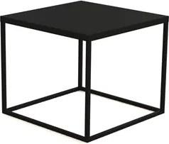 Mesa Lateral M Cube 24803 Preto - Artesano