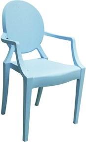 Cadeira Sofia Infantil Pp Azul Rivatti