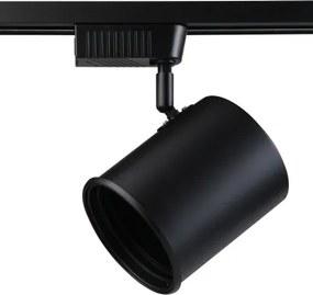 spot para trilhos BEAM 1x AR111 21cm metal BELLA DL052PG
