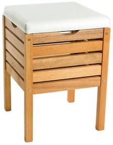 Banco Cesto Aquiles - Wood Prime MR 248629