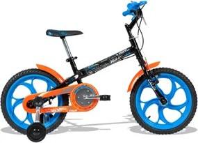 """Bicicleta Hot Wheels Aro 16"""" Caloi - 450040.19000"""