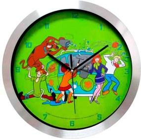 Relógio De Parede Scooby Doo