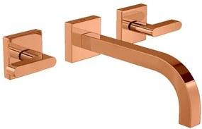 Misturador para Banheiro Parede Soul Red Gold - 1878.GL38.RD - Deca - Deca