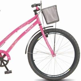 Bicicleta Colli Bikes Aro 26 Aero Ciça Pink