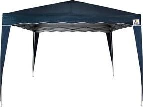 Tenda Gazebo Aluminio Dobravel - 3 X 3 M - Azul Belfix