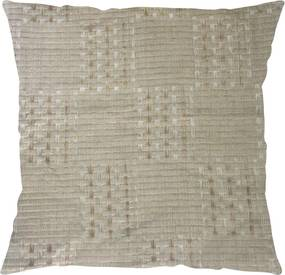 Capa para Almofada Quadrada Sisalo - Marfim