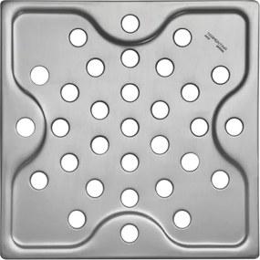 Ralo simples quadrado 10x10 cm - Acessórios - Tramontina
