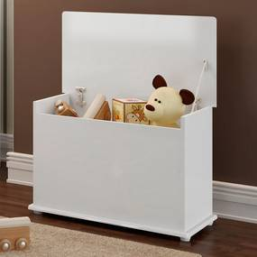 Baú para Bebe 1 Porta 2315.010 Branco - Multimóveis