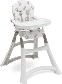 Cadeira Alta Premium Real - Galzerano