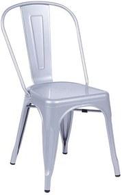 Cadeira Iron Tolix Francesinha Cinza