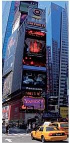 Papel de Parede para Porta New York Wallness - Urban - 210x95 cm