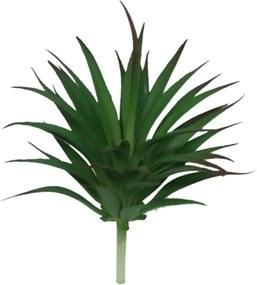 Planta Artificial Decorando Com Classe Suculenta Agave Única Verde