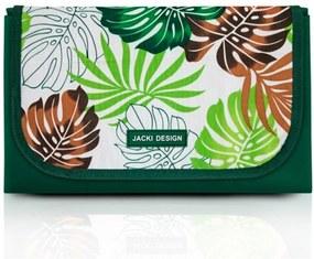Tapete para Piquenique Impermeável Jacki Design Poliéster Dobrável Verde .
