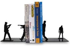 Porta Livros Zumbilândia Geek10 - Preto
