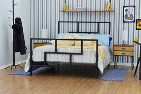 Cama de Ferro Metalon King Size