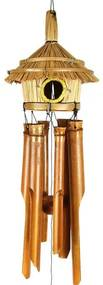 Mensageiro dos Ventos em Bambu