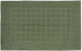 Toalha de Piso Royal II - Verde Militar - Döhler