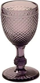 Taça Vinho Branco Bico de Jaca Roxa