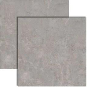Porcelanato Distric Gray Acetinado Retificado 83x83cm - 83027 - Embramaco - Embramaco