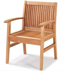 Cadeirao Primavera Stain Jatoba Sem Braco 48cm - 60425 Sun House