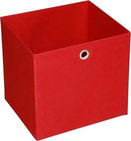 Caixa Grande Vermelha