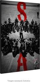 Poster Son Of Anarchy (60x90cm, Apenas Impressão)
