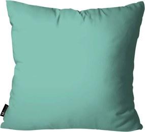 Capa para Almofada de Unicórnio 45x45cm Verde