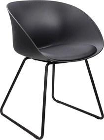 Cadeira Denise Preta Rivatti