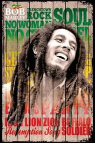 Poster Bob Marley Songs 60x90cm
