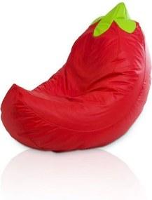 Puff Pimenta Pop Vermelho - Stay Puff