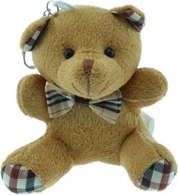 Chaveiro urso pelucia c/12un