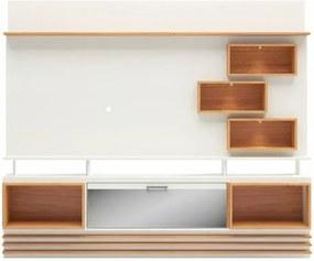 Home Muriti com LED cor Off White com Freijo 2,20 MT (LARG) - 55428 Sun House