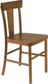 Cadeira Sem Braços Adele Amêndoa - Cor Marrom - Tramontina