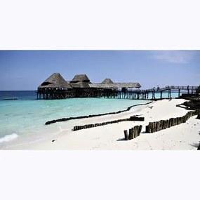 Painel Fotográfico Ilha Maldivas