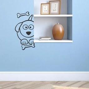 Adesivo Decorativo Cachorro 373