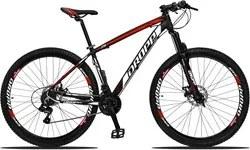 Bicicleta Aro 29 Quadro 21 Alumínio 21v Suspensão Freio Disco Mecânico