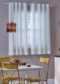 Cortina Basic Branca 260x140 cm