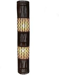 Arandela Rústica em Coluna 80cm