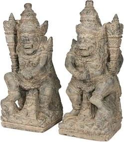 Par de Estátuas Hanuman  87cm