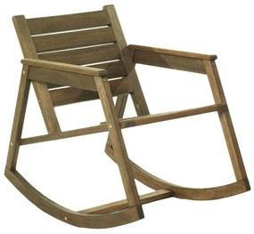 Cadeira de Balanço Janis - Wood Prime MR 248551