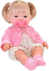 Boneca Bebezinho Real Xixi Menina - Roma