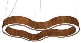 Pendente Accord Orgânico 2 - 12 cm 80 cm 6 cm