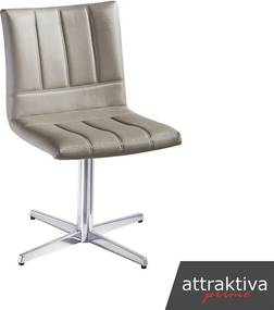 Cadeira Giratória Listrada