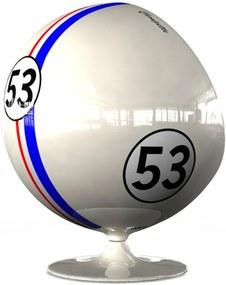 Poltrona Ball Giratória Fusca Herbie