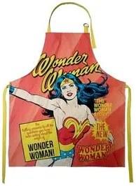 Avental de Cozinha Mulher Maravilha DC Comics Original