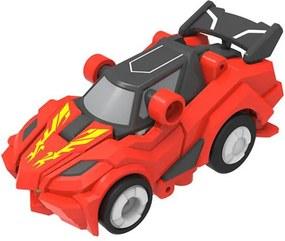 Carrinho Multikids Que Transforma em Robô Robot Racerz - Blazer Rider