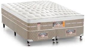 Cama Box de Mola King  Pocket Silver Star AIR One Face 180X200x060 Castor