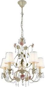 lustre provençal MARIE 52cm fosco 5Xvela Mantra 2802